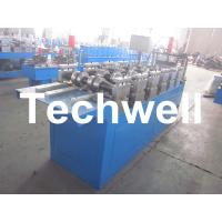Quality Steel Furring Channel Cold Roll Forming Machine For Steel Roof Ceiling Truss for sale