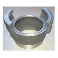 Quality Gravity Casting Aluminum NBR in white or black Gasket PN6-16 Pressure for sale
