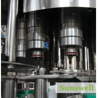 Quality High Filling Speed Tea Filling Machine Durable For Hot Fruit Juice / Tea for sale