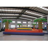 Quality Indoor Playground Inflatable Sports Games Soft Inflatable Climbing Mountain 12 X 8m for sale