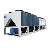 China R407C Screw Air Cooled Heat Recovery Unit With Spiral Axial Fan 85 - 470 Tons on sale