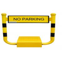 Quality Yellow Vehicle Access Car Parking Lock Well Performance In Water And Dust for sale
