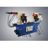 Quality Semi Automatic Double Head Pipe Bending Machine For Boiler Bending SW38 - 90° for sale