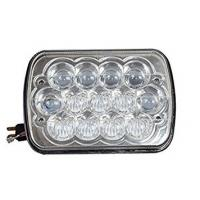 Quality 7 Inches 5D Led Square Work Light 13 Pieces*5W Cree Chips 5800lm With Die-Cast Aluminum Housing for sale