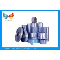 Quality 50MIC RON PVC Heat Shrink Film For Reverse Printed Shrinkable Labels for sale