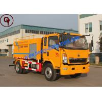 China HOWO 6x4 Compactor Garbage Disposal Truck 15CBM with Dredging Cleaning Function on sale