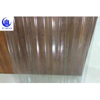 Quality Glass Fiber FRP Daylight Transparent Roofing Sheets FRP Clear Light Weight Roof Tiles for sale