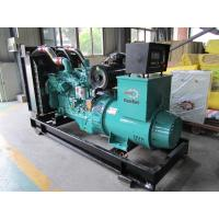 China 100% Copper Wire Open Diesel Generator Set Standby Power 200KW / 250KVA on sale