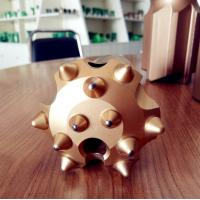 Buy cheap Button Drill Bit Convex Face 76mm 64mm T38 Button Bit Quarry Drilling Tools from wholesalers