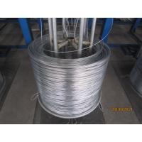 China Hot-dipped Galvanized Iron Wire For Gabion Box Low Carbon Steel Q195 on sale