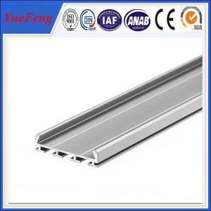 Quality New! led street light aluminium heatsinks, led extrusions thin wall auminium extrusions for sale