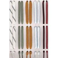 Quality fashion rainbow shoelaces for sale