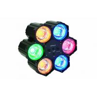 Buy cheap Switch Control LED Disco Lights Led Stage Light Orange Blue Adjustable Shape from wholesalers