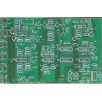 Quality Green solder white silkscreen double side PCB - double layer PCB FR4 1 oz Copper for sale