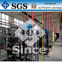 Ammonia Decomposition Generator Gas Purifier System High Performance