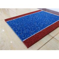 Quality Eco Friendly Coloured Rubber Crumb Basketball Floor Wear Resistant ISO Certificated for sale