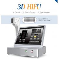 "Quality Ultrasound 3D Hifu Machine 15 "" Screen One Shot 11 Lines With Aluminum Material for sale"