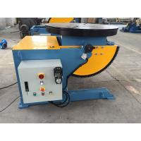 Quality Rotary Turn Table Pipe Welding Positioners for sale