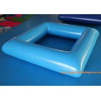 Quality Mini Blue Inflatable Kiddie Pool / Water Swimming Pool Toys For Kids for sale