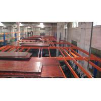 Quality Decking Plywoodindustrial Mezzanine Systems Multi Tier Shelf / Mezzanine For Extra Office Space for sale