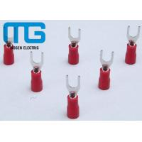 Quality cheaper price red insulator tube electric cable Insulated Wire Terminals SV TU-JTK for sale
