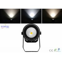 Quality IP65 Rgbw 4 in1 200w Cob Led Par Light For Studio / Tv Show / Theatre / Stage for sale
