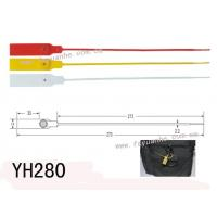Buy cheap Plastic Band Seal (YH280) from wholesalers