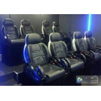 Quality Spill Proof 7D Cinema System With Interactive Shooting Gaming System For Party for sale