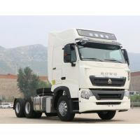 Quality HOWO T7H Used Heavy Duty Trucks 6x4 Drive With A / C , 397kW Engine Power for sale
