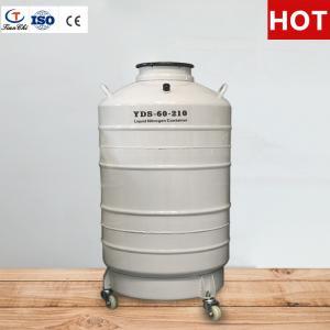 China TIANCHI Liquid Nitrogen Tank 100L Semen Container Price on sale