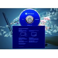 Quality Full Version Windows 8.1 Pro Pack OEM Multilingual Version 64Bit Systems Online Activate for sale