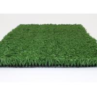 Quality 10mm Green Basketball Fireproof Artificial Grass PE Fibrillated 58800 Density for sale