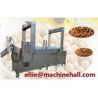 Quality Factory Price Broad Beans Frying Machine|Beans Fryer Equipment For Sale for sale