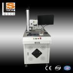 Quality Fiber Laser Marking Machine 20w Desktop Metal Fiber Laser Mark for sale