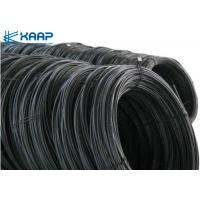 China Bright Appearance Galvanized Iron Wire Construction Purpose Strong Toughness on sale
