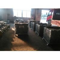 Quality GX120Mn13 Shot-blasted High Mn Steel Mill Liners Wavy Liners Hardness HB190-230 for Dia3 x 14m for sale