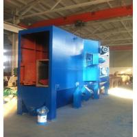 Quality High Efficiency Drum Type Shot Blasting Machine Of H Beam With Dust-Removing System for sale