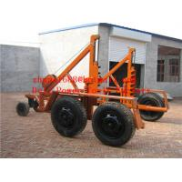 Quality cable trailer  cable drum table  cable drum carriage for sale