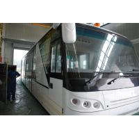 Buy Large Capacity 102 passenger Xinfa Airport Equipment Airport Apron Bus at wholesale prices
