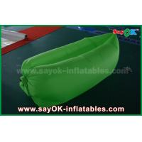 Buy cheap Outdoor Beach Inflatable Sleeping Air Bag Colorful Lazy Air Couch 200cm X 90cm from wholesalers