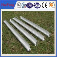 Quality customized industrial aluminium profile,aluminium profile of solar panel frame,OEM for sale