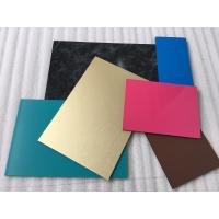 Quality Spectra Blue Aluminium Interior Wall Panels Anti - DustWith High Impact Resistance for sale