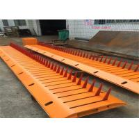 Quality 6 Meter long electric power high speed electromechanical road spikes 40 Tons load capacity for sale