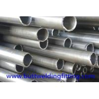Quality Steel Pipe Nickel Alloy Pipe Inconel 800H steel tube UNS N08810 ERW for sale