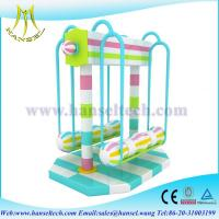Quality Hansel hot selling children indoor playarea used playhouses for kids for sale