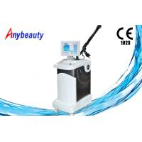 Quality Anybeauty 10600nm vertical Co2 Fractional Laser machine for acne scar treatment and vaginal tighten for sale