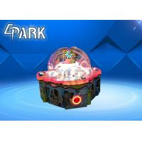 China 4 Players Candy Claw Crane Kids Gift Vending Machine For Game Center on sale