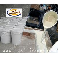China Silicone Rubber for Plaster Decoration Mold Making on sale