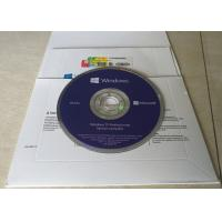 Quality Genuine MS Win 10 pro OEM Sticker Online Activation 64 Bit Lifetime Legal Use French Version for sale