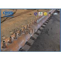 Quality Carbon Steel High Efficient High Temperature Resistant Header For CFB Boiler for sale